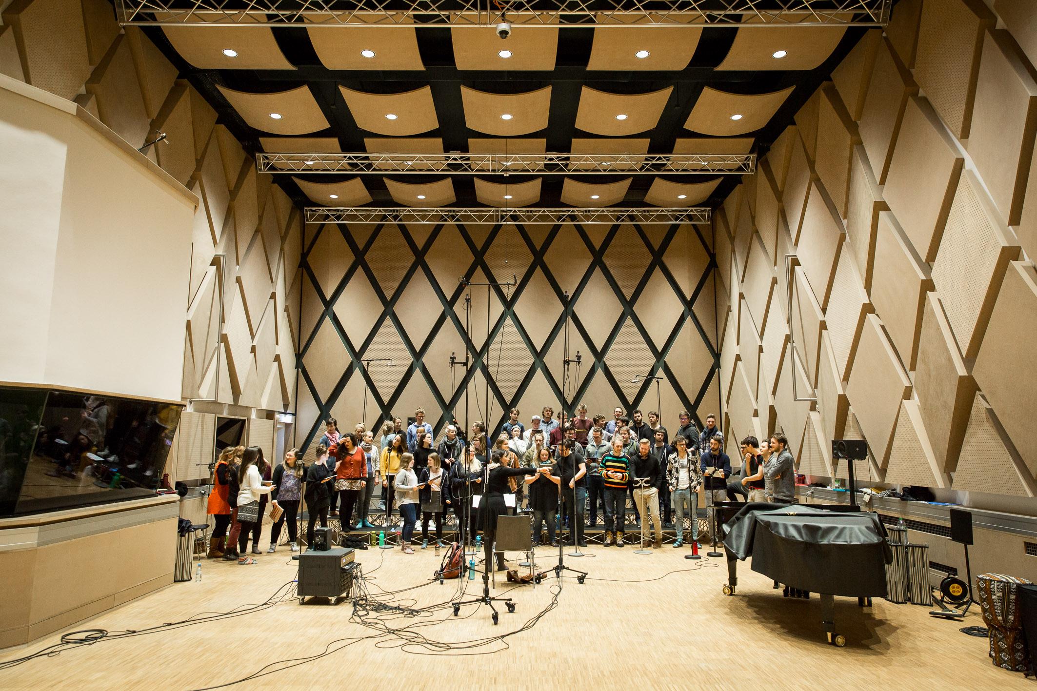 Recording Jan 2018 © Helge Krückeberg